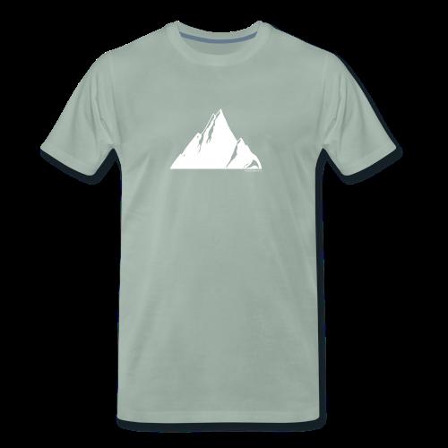 Sarah's Baby Mountain - Männer Premium T-Shirt
