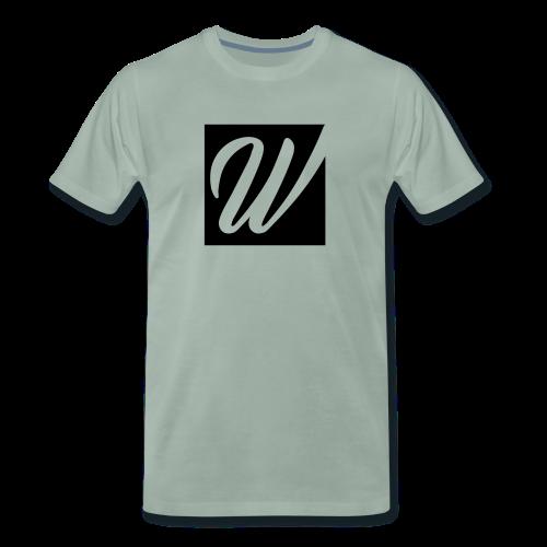 W only W!!!! - Männer Premium T-Shirt