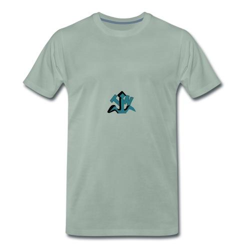 T-Shirt Homme ThreeN - T-shirt Premium Homme