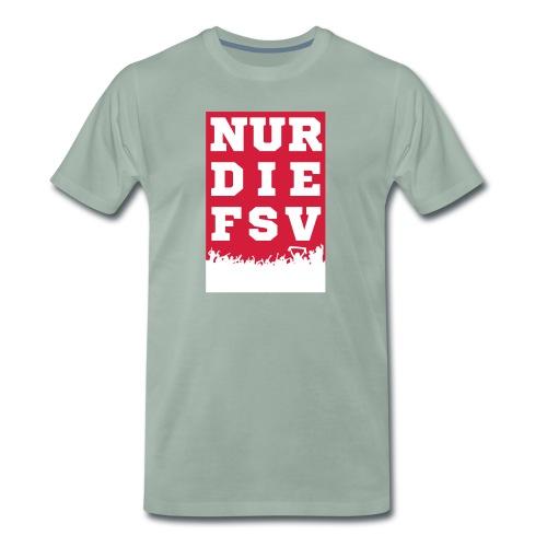 Nur die FSV - Männer Premium T-Shirt