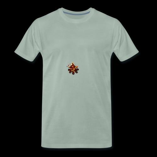 Lagerfeuer - Männer Premium T-Shirt