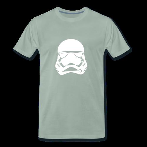 First Order Stormtrooper - Mannen Premium T-shirt