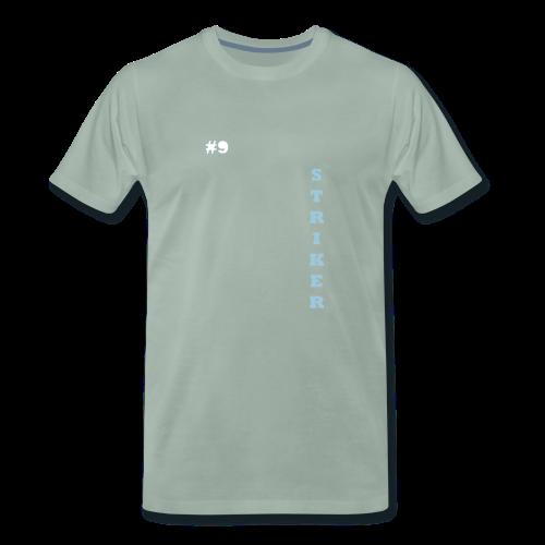 THE STRIKER #9 - Men's Premium T-Shirt