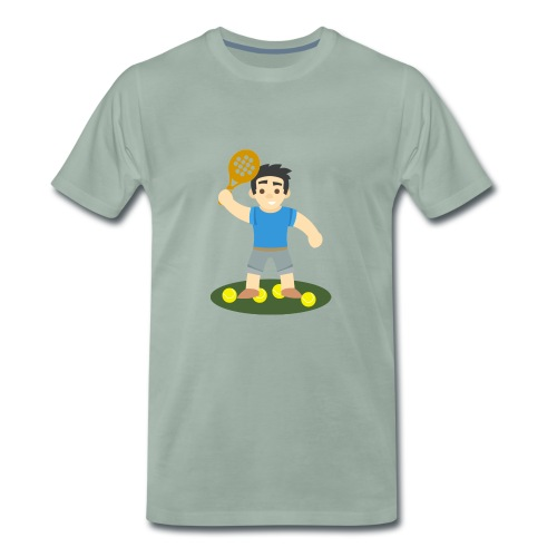 Taza padel hombre - Camiseta premium hombre