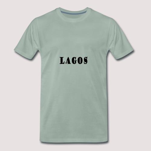 Lagos - Men's Premium T-Shirt