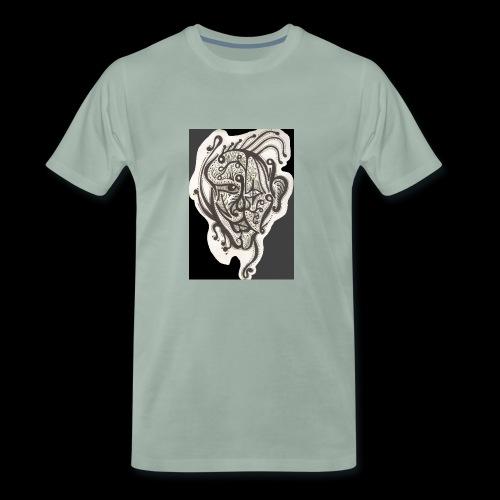 The Draconis Gallery Of Osogoro - Men's Premium T-Shirt