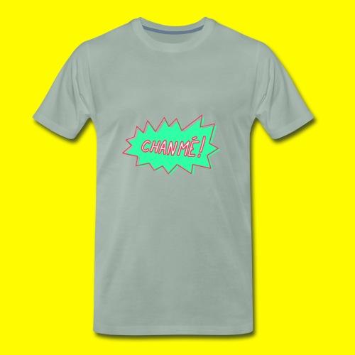 SnapShirt Chanmé! - T-shirt Premium Homme