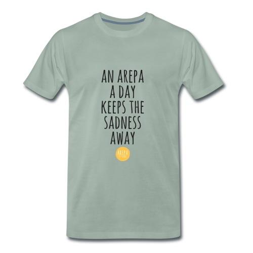 Arepaness - Männer Premium T-Shirt