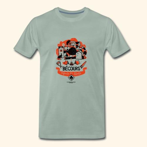 Enfants en liberté - T-shirt Premium Homme