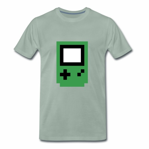 console verte - T-shirt Premium Homme