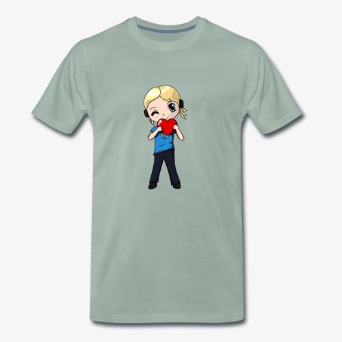 kitaraLove - Männer Premium T-Shirt