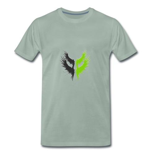 Project Icarus Logo - Mannen Premium T-shirt