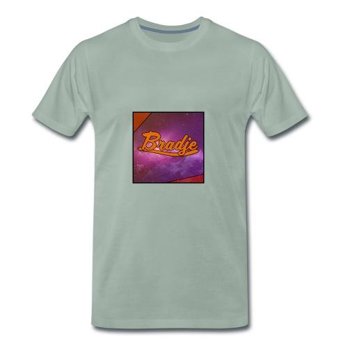 T-shirts BRADJE - Mannen Premium T-shirt