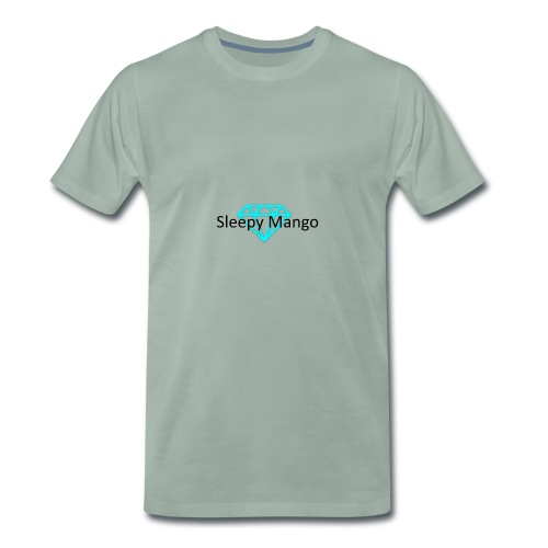 SleepyMango - Men's Premium T-Shirt
