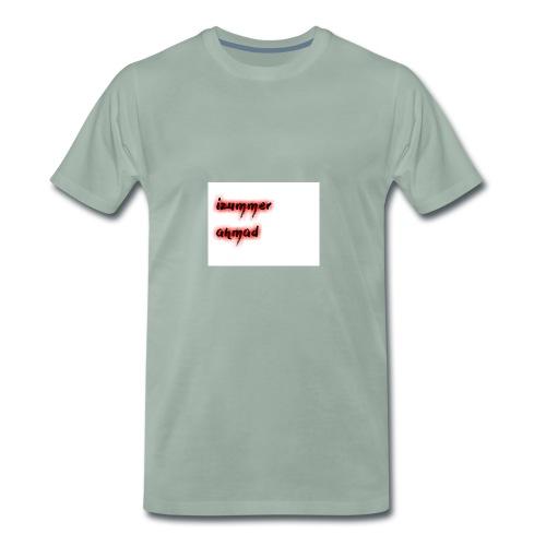izummerahmad2 - Men's Premium T-Shirt