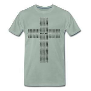 CROSS LOVE - T-shirt Premium Homme