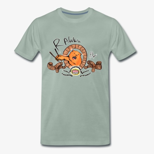 Sushi Lover - Männer Premium T-Shirt