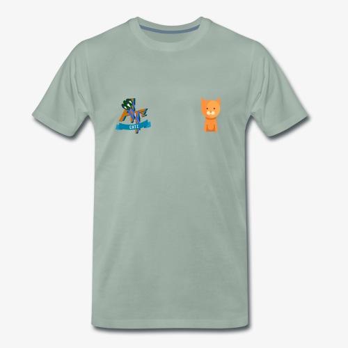 Catz - T-shirt Premium Homme