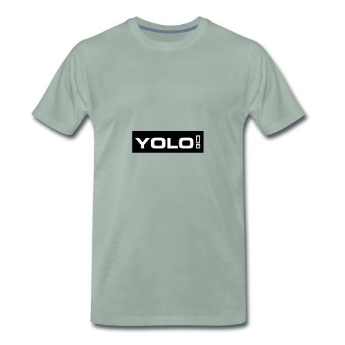 yolo gerdes - Männer Premium T-Shirt