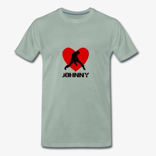 Johnny - T-shirt Premium Homme