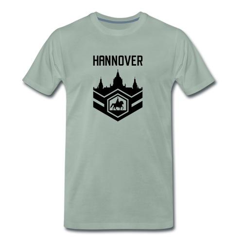 Mission Day Hannover randlos - Männer Premium T-Shirt