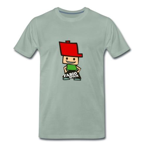 Fabio Spick - Männer Premium T-Shirt