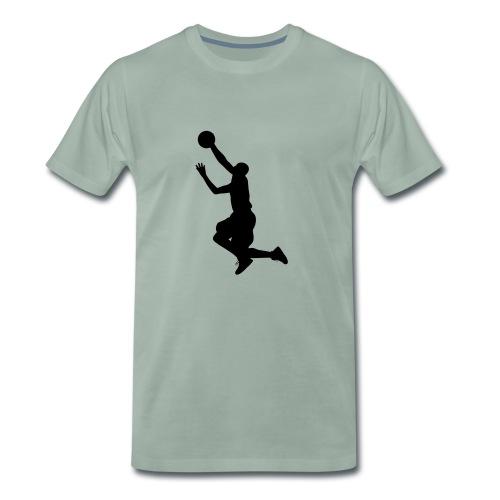 BALONCESTO - Camiseta premium hombre