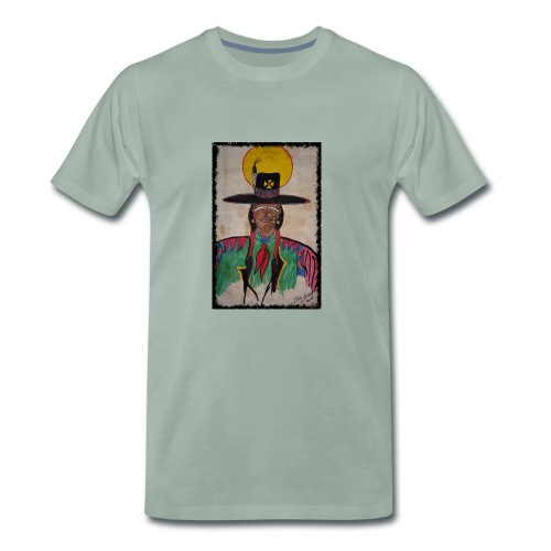 Indian doctor - T-shirt Premium Homme