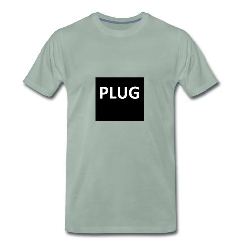 PLUG - Mannen Premium T-shirt