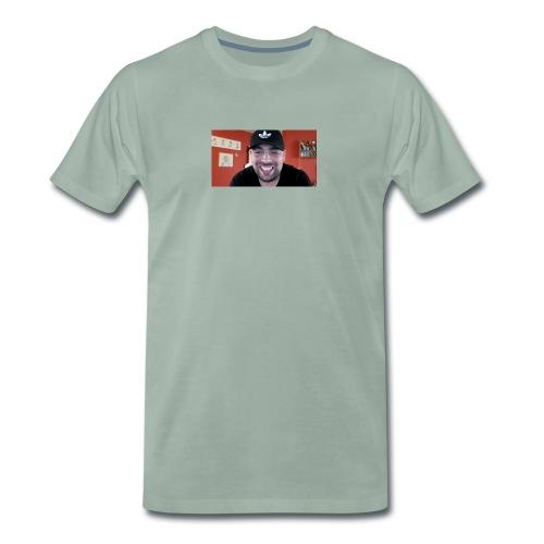 Qucee man bro - Mannen Premium T-shirt