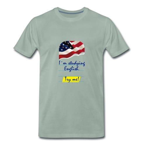 Base Try me 0 04 - Camiseta premium hombre