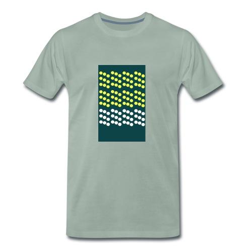 Seeing spots - Men's Premium T-Shirt