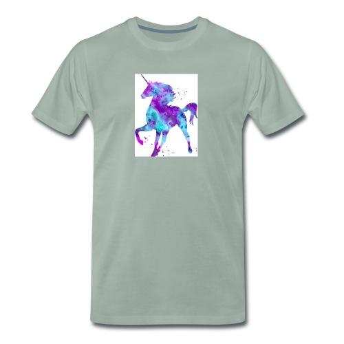Kids shirt unicorn cooper - Men's Premium T-Shirt