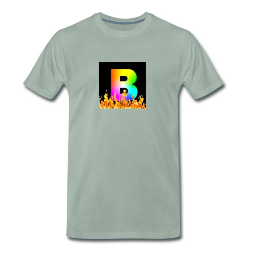 BlurzFire - Men's Premium T-Shirt
