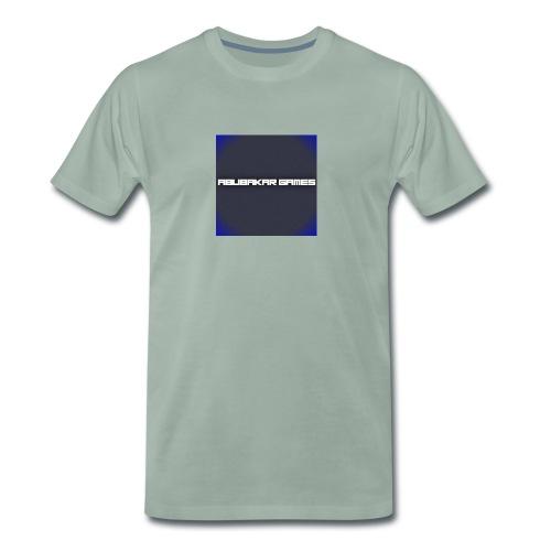 backgrounder 6 - Men's Premium T-Shirt