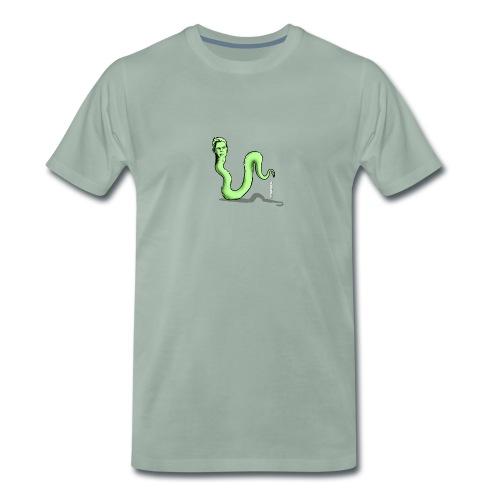 ormen - Premium-T-shirt herr