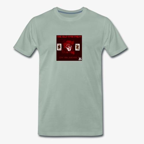 The Old Apartment Can You Survive ? Merch - Männer Premium T-Shirt