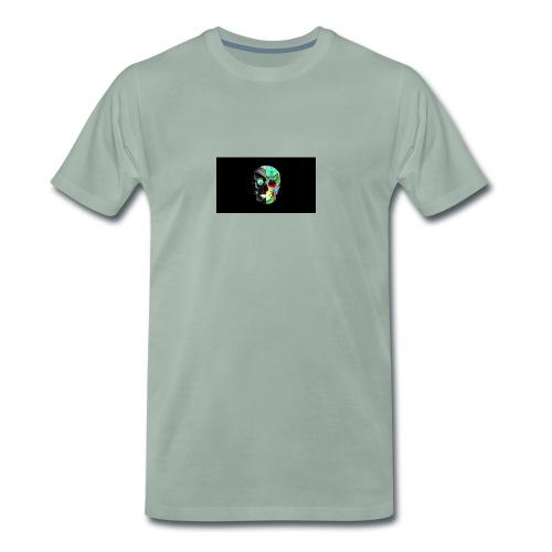 skeleton official logo - Men's Premium T-Shirt