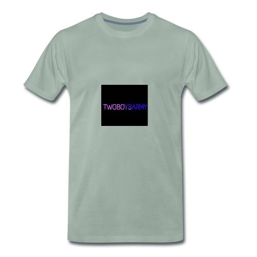 Old TwoBoysArmy - Männer Premium T-Shirt