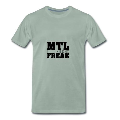MTL Freak Dampfer Motiv - Männer Premium T-Shirt