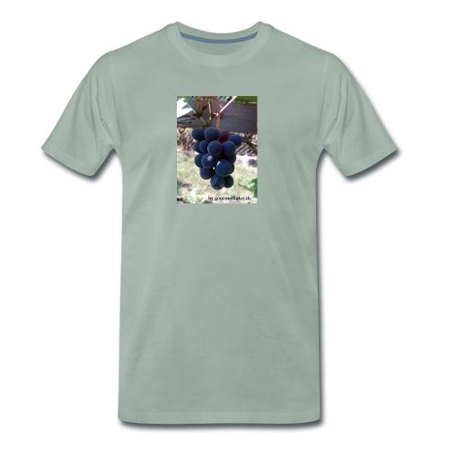 Traube - Männer Premium T-Shirt