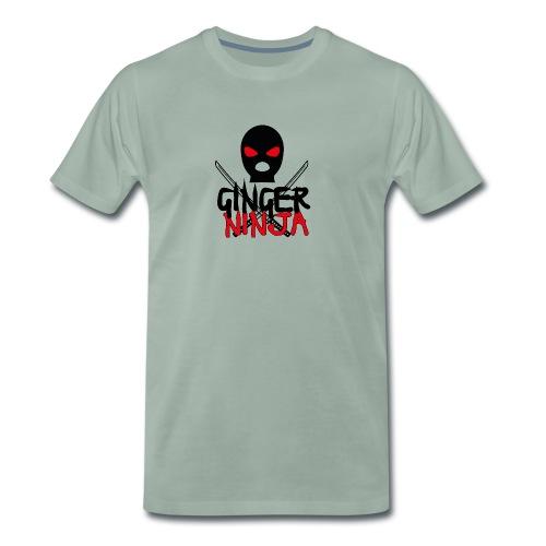 the gingerninja - Männer Premium T-Shirt