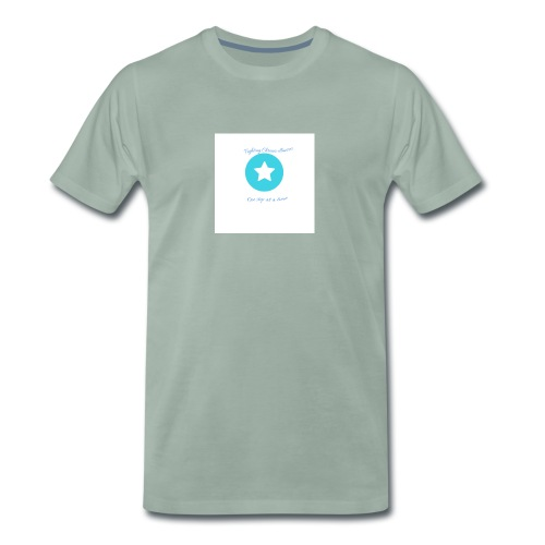 Fighting chronic illnesses one step at a time - Men's Premium T-Shirt