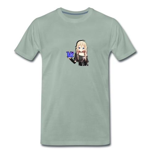 MellowKimiko Logo - T-shirt Premium Homme