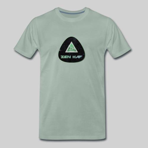 Zen Hap Rounded Triangle - Men's Premium T-Shirt
