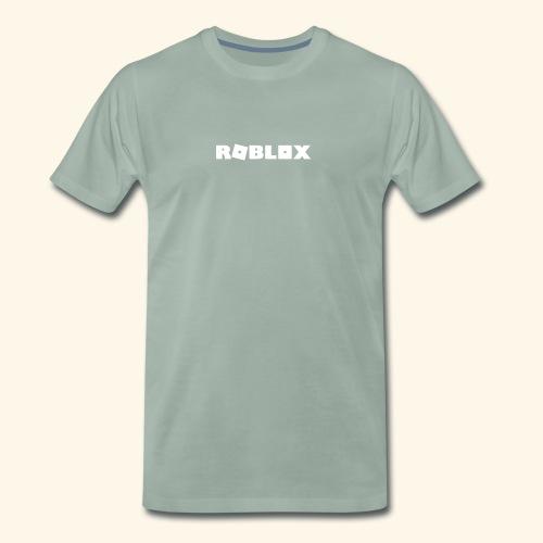 Roblox - Men's Premium T-Shirt