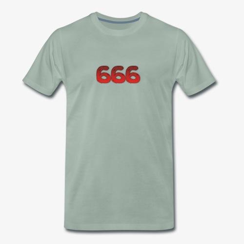 Featuring 666 - Men's Premium T-Shirt