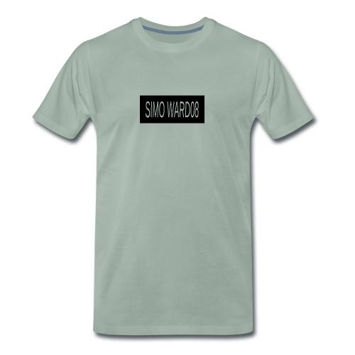 SIMO WARD08 - Men's Premium T-Shirt
