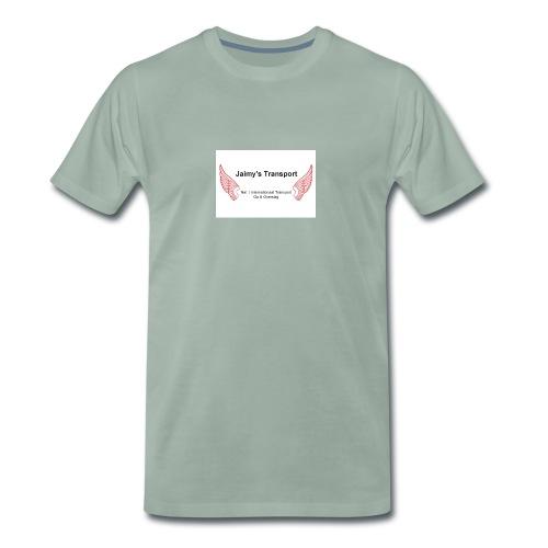 jaimy mooie trans - Mannen Premium T-shirt