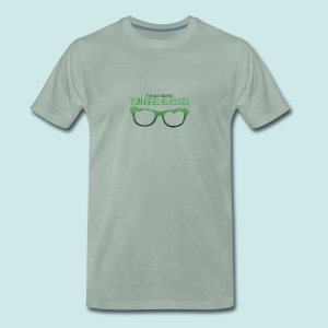 Need Glasses - Green - T-shirt Premium Homme